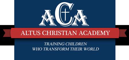 Altus Christian Academy